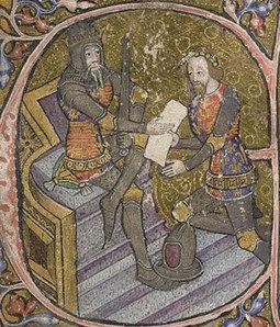 Édouard III Plantagenêt (1312 - 1377) - Le fils de la «Louve» - Herodote.net | Un peu de tout et de rien ... | Scoop.it