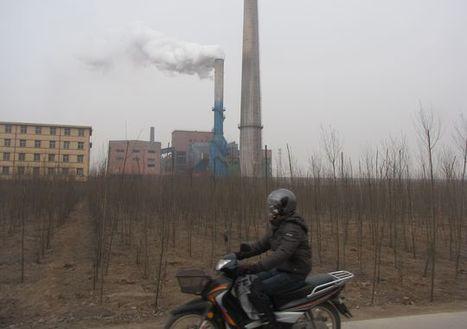 Dangerous smog battles the economy in China | sustainability | Scoop.it