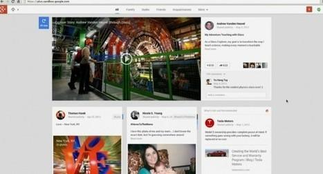 El nuevo Google Plus apuesta por estilo Pinterest y profundidad en la información #io2013.- | Google+, Pinterest, Facebook, Twitter y mas ;) | Scoop.it
