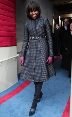 Michelle Obama Fashion: Inauguration Style! - The Hollywood Gossip | website design and function. Fashion celebrity | Scoop.it
