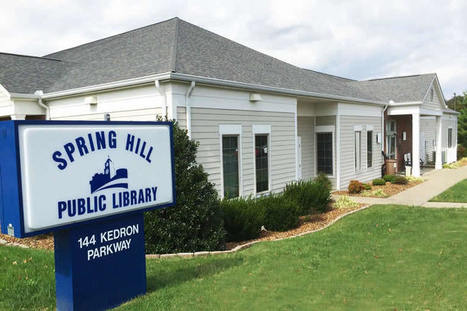 September 2016 Events at the Spring Hill Library - Williamson Source | Tennessee Libraries | Scoop.it