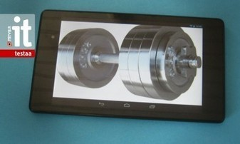 Uusi Nexus 7 -tabletti on kuin salilta tullut: Laihtunut ja voimistunut | Tablet opetuksessa | Scoop.it