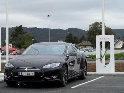 Tesla Brings Superchargers To Norway | Sustain Our Earth | Scoop.it
