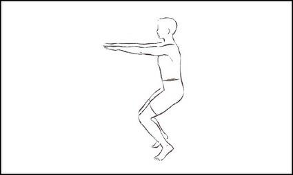 Chair Yoga Pose - Learn Yoga Online || Free Yoga Online || Online Yoga Videos | Learn Yoga Online | Scoop.it