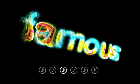 Famo.us Will Turn Real-Time Data Visualization On The Web Into An Art - Forbes | Open Data | Scoop.it