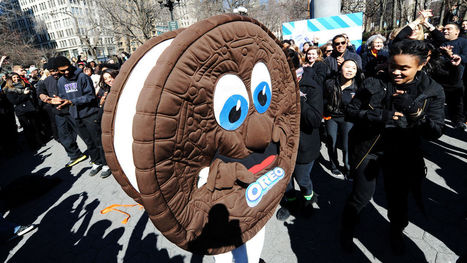 The Story Of Oreo: How An Old Cookie Became A Modern Marketing Personality | Ketchum Brussels Food Practice | Scoop.it