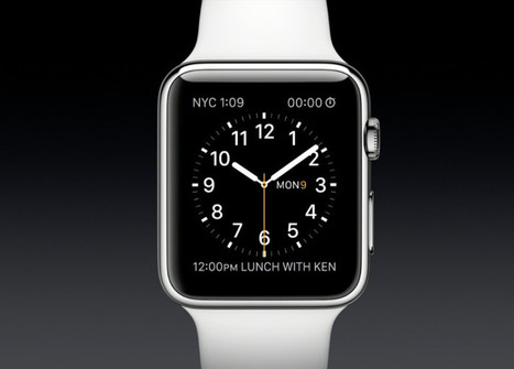 How #AppleWatch Will Impact Business Productivity #innovation | Inspiration | Scoop.it