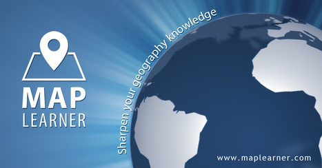 Map Learner for Windows 8, Apps for Windows, Play map Game | IT Support , WIndows Apps and more | Scoop.it