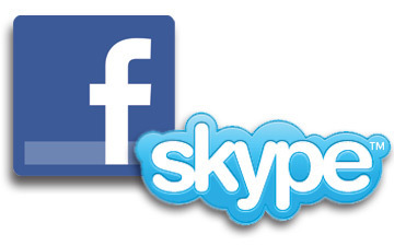 "Facebook Launches Skype-Powered Video Chat & More [LIVE VIDEO] | ""Social Media"" 