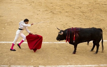 Britain funding Spanish bullfighting via EU subsidies | AngloCatalan Affairs | Scoop.it