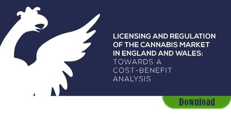 REPORT: A Regulated Cannabis Market in England and Wales - A Cost / Benefit Analysis | Drugs, Society, Human Rights & Justice | Scoop.it