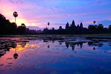 Khmer, Like Mayans, Fell Under the Weather : Discovery News | Khmer Empire | Scoop.it