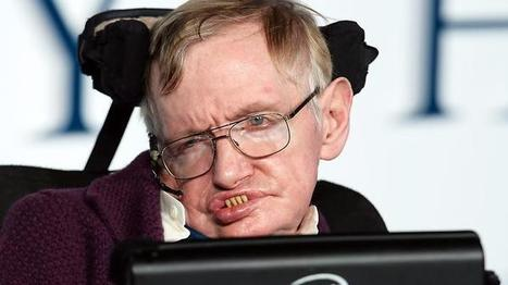 Hawking in plea for human empathy | Authentic Dialogue | Scoop.it