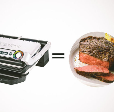 Perfectly cooked steak at the push of a button | Technology and Gadgets | Scoop.it
