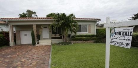 Etats-Unis, des prix en hausse, mais des ventes en baisse - Le Nouvel Observateur | L'immobilier à l'étranger | Scoop.it
