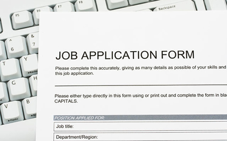 The Evolution of the Job Application [INFOGRAPHIC] | UnJobSearch | Scoop.it
