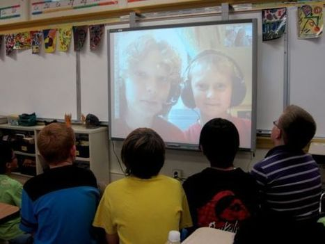 Connecting Classrooms with Skype | Connected Learning | Scoop.it