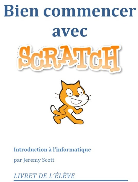 Bien démarrer avec scratch | Social and digital network | Scoop.it
