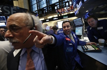 Monster bubbles: the delayed crisis of capitalism resurfaces | Peer2Politics | Scoop.it