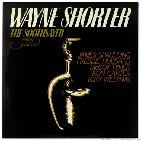 Wayne Shorter: The Soothsayer (1965) King Records (Jp) | Jazz Plus | Scoop.it