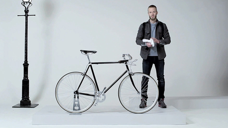 Mr Porter & Kennedy City Bicycles Puncture Repair Film • Selectism | Cyclopedia. Curated Content for Curious Cyclists | Scoop.it