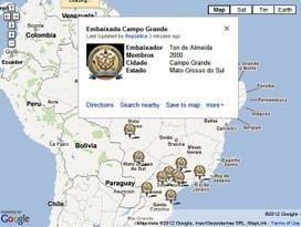 Dennis Marques de Freitas postou fotos   Governadores e Embaixadas da República   Scoop.it