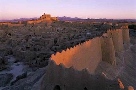 Los grandes desiertos salados de Irán | Viaja Maja! | Scoop.it