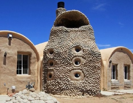 Earthbag Construction | The Architecture of the City | Scoop.it