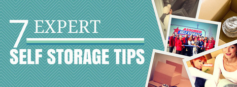 7 Self Storage Tips That Everyone Should Read | Organization & Storage Tips | Scoop.it