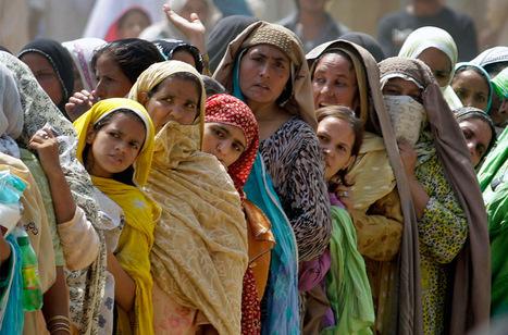 Living Pakistan/ Le donne e la terra | Corda Aurea | Scoop.it