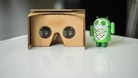 Les meilleurs casques VR pour Android - AndroidPIT | Freewares | Scoop.it
