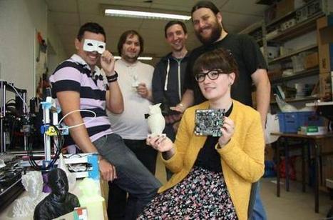 Un fablab en fabrication à l'université de Brest | FabLab - DIY - 3D printing- Maker | Scoop.it