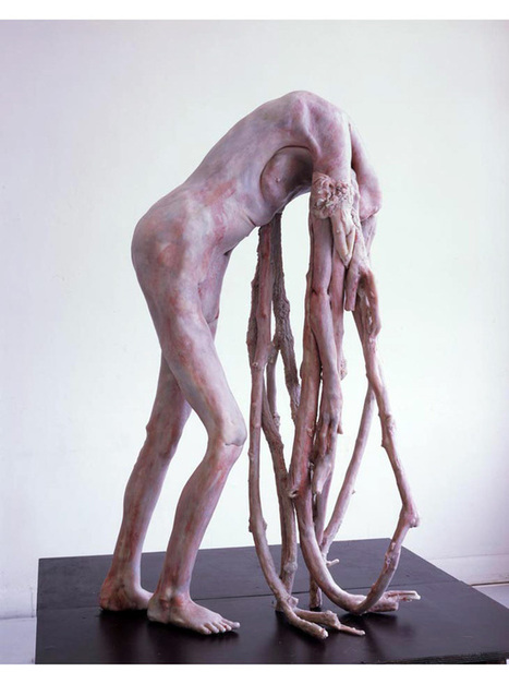 Berlinde de Bruyckere:  Marthe (and 1 detail) | Art Installations, Sculpture, Contemporary Art | Scoop.it
