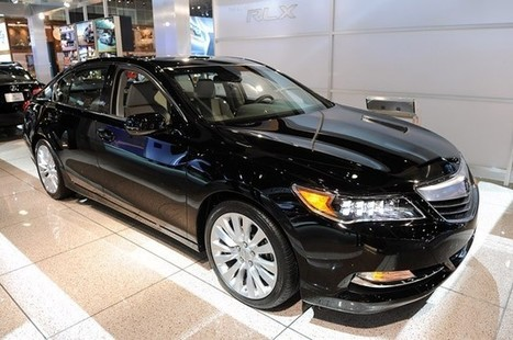 2014 Acura RLX Preview - 2012 Los Angeles Auto Show | News | Scoop.it