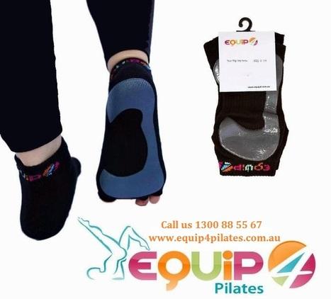 Pilates Socks & Non Slip Socks | Equip 4 Pilates | Equip 4 Pilates - Pilates Equipment | Scoop.it