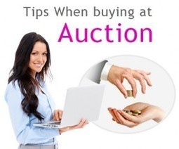 Top Tips When Buying At Auction - Auction Bidding Tips | Website Scripts | Scoop.it