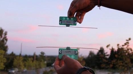 Deux appareils communiquent sans fil et sans batteries grâce à la rétrodiffussion ambiante | Actinnovation© | Objets connectés et innovants | Scoop.it
