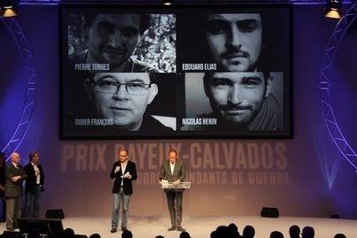 Le Prix Bayeux récompense des reporters de guerre en Syrie | La-Croix.com | Envoyé spécial en Syrie : à quel prix ? | Scoop.it