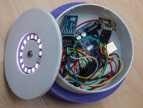 Arduino-based LED Wedding Lights | Arduino, Netduino, Rasperry Pi! | Scoop.it