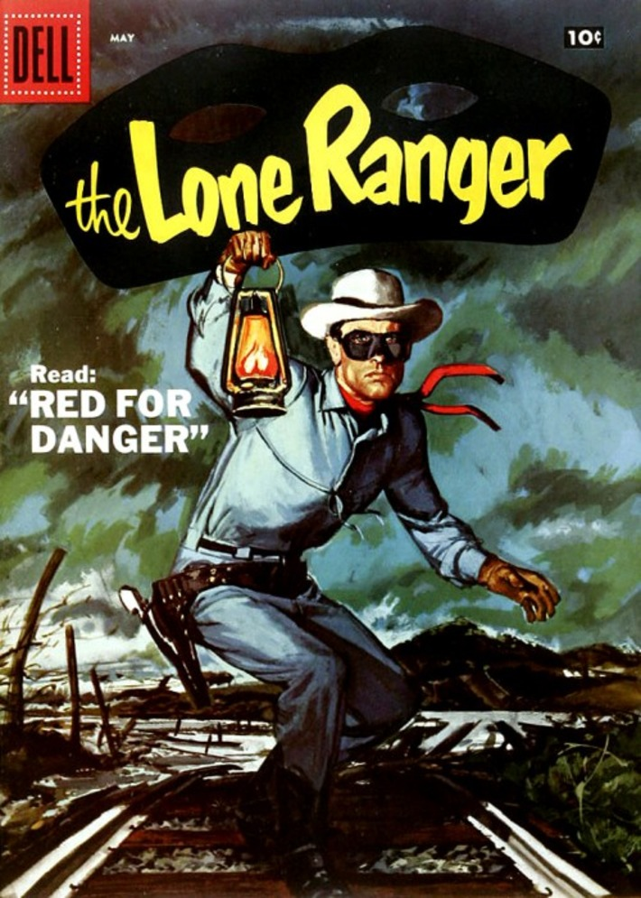 The Lone Ranger: Read For Danger — Tense Over Homophones | Kitschy Kitschy Coo | Kitsch | Scoop.it