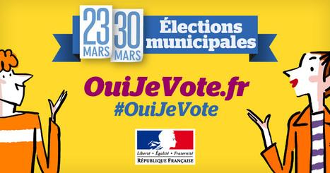 Municipales 2014 : Oui je Vote ! | L'actualité tarnaise 2014 | Scoop.it