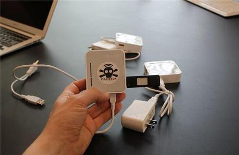 PirateBox 1.0: compartir y comunicarse de forma privada y segura nunca fue más fácil (y barato) | eliburutegia | Scoop.it
