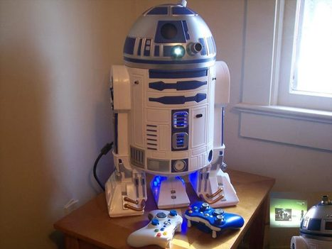 Star Wars R2-D2 Xbox 360 Mod (Video) | starwars | Scoop.it