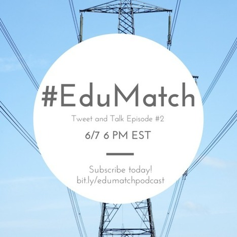 The Personal Benefits of Having a #PLN (#EduMatch Tweet and Talk 2) | Personal Learning Network | Scoop.it