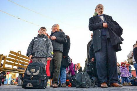 Asýrski kresťania získali azyl, učia sa slovenské zvyky a jazyk   Správy Výveska   Scoop.it