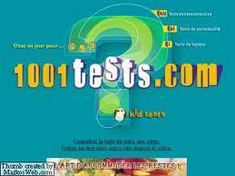 1001Tests.com | Remue-méninges FLE | Scoop.it
