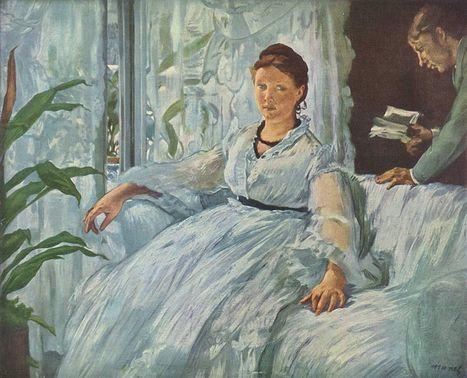 La famille à travers Manet, un peintre français. | Les Nouveaux médias | Scoop.it