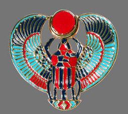 Le scarabée | Egypte antique | Scoop.it