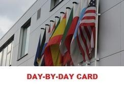 Kantoor huren in Antwerpen - Day by Day card - BNO Business Center | kantoor huren | Scoop.it