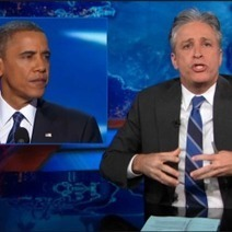 Stewart Slams Obama Again: You Can't Keep Saying You Found Out About News At The Same Time As Us! - Clash Daily | Restore America | Scoop.it